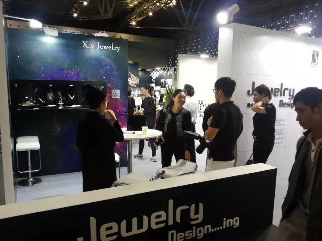 2015上海国际珠宝展览会暨上海国际黄金珠宝节开幕