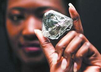 探寻钻石供应优质上游资源 钻石世家董事长再访南非