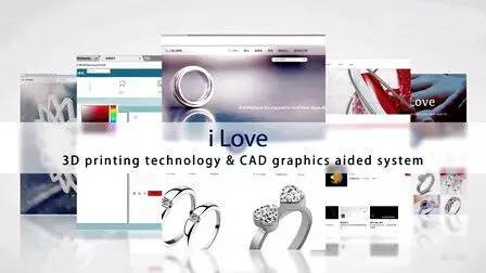 3D打印珠宝市场份额爆炸性增长,珠宝将无需铸造?