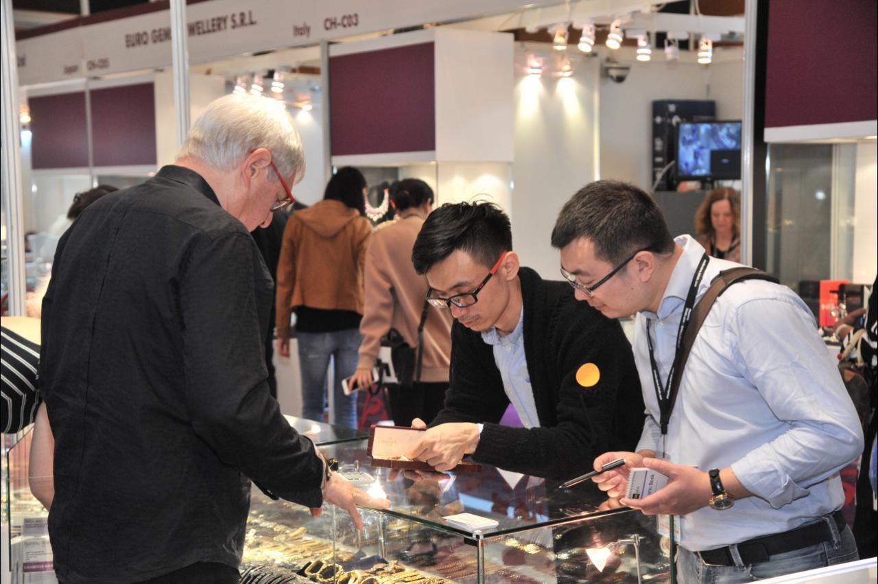 2016香港国际钻石、宝石及珍珠展与香港国际珠宝展