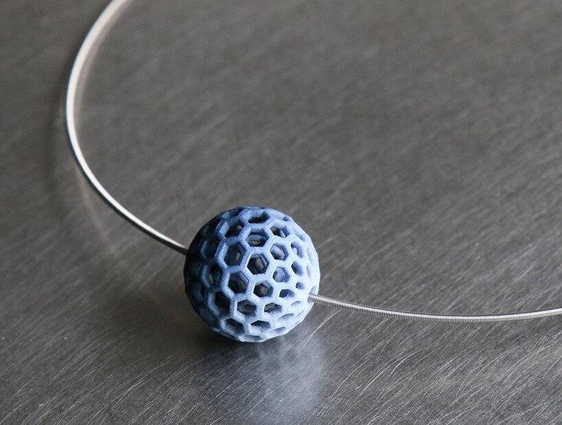 3D打印珠宝 传统工艺与现代技术的碰撞