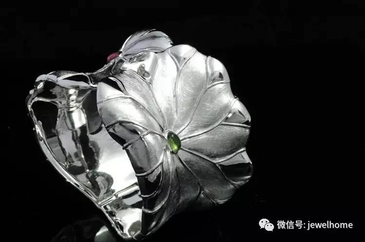 沉迷诗画 作中国气质珠宝