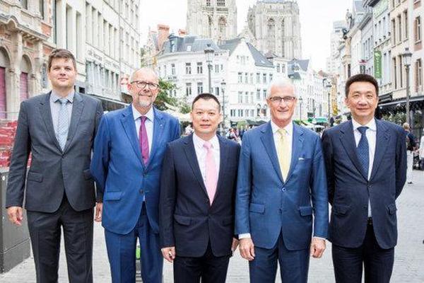上海钻石交易所与比利时政府在珠宝领域启动战略合作