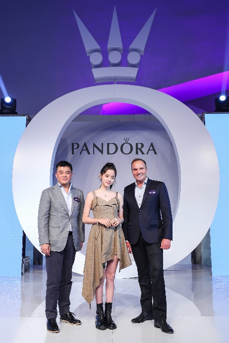 PANDORA发布全新2017极简秋季珠宝