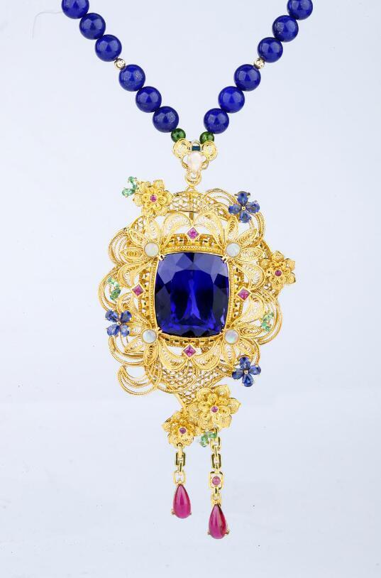 宝姐获奖背后:走进一个事事都追求极致的BOJEM(宝姐)珠宝