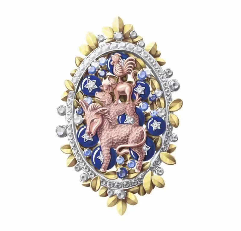 珠宝课:珠宝回忆杀 用另一种方式致敬经典!