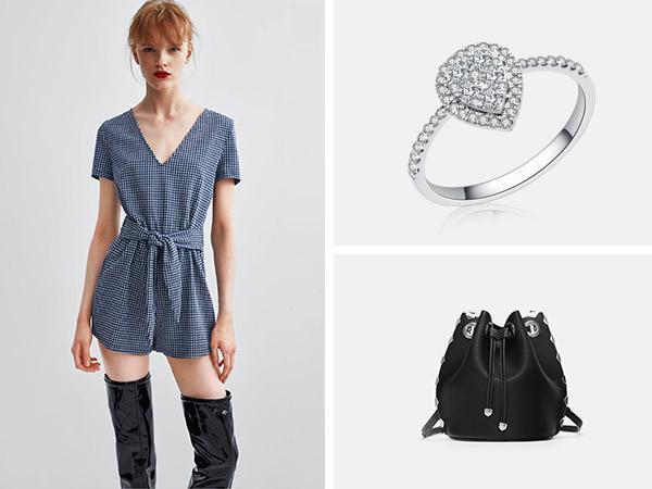 UDO珠宝:如何打造秋季超skr的时髦女神?