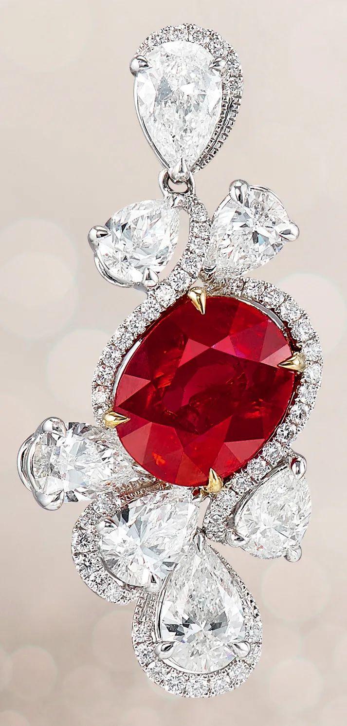 红宝石,女人的最爱