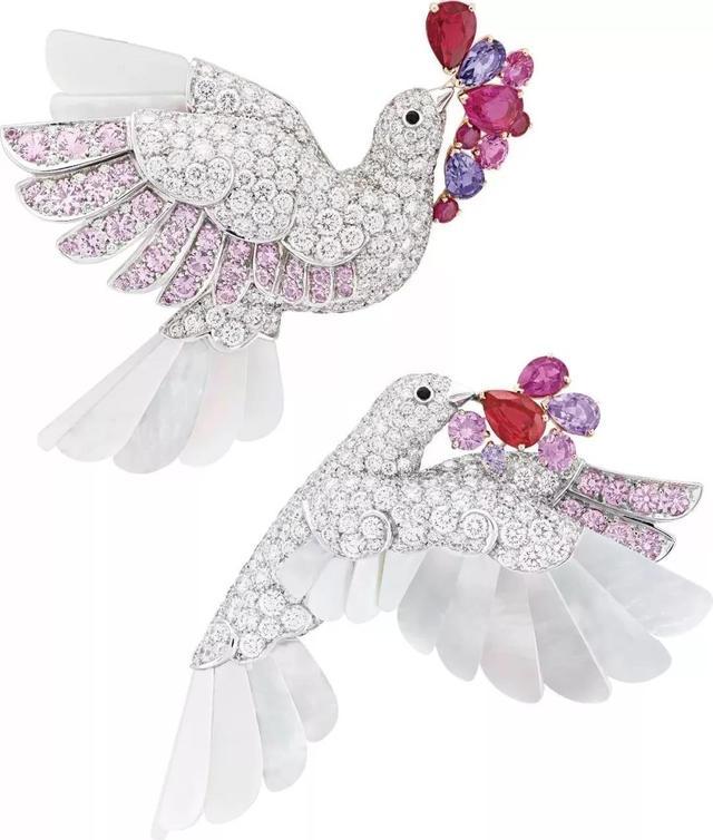 精美绝伦、各具特色的动物珠宝