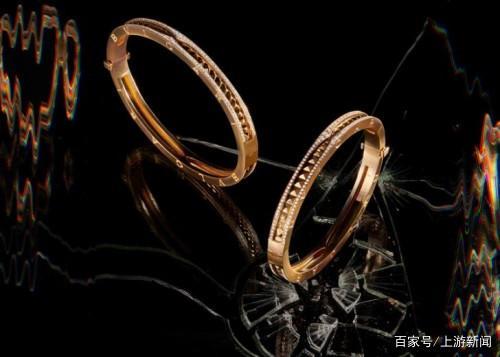 BVLGARI宝格丽B.zero1系列珠宝首饰 携手吴亦凡玩转另样的潮流!